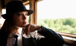 model on train